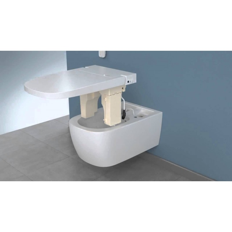 Vitra v care essential shower toilet for Soldes vitra
