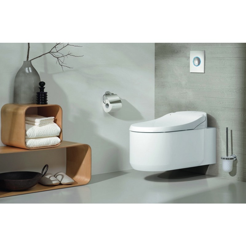 wc suspendu grohe simple wc et accessoire wc wc suspendu grohe pack complet comprenant un bati. Black Bedroom Furniture Sets. Home Design Ideas